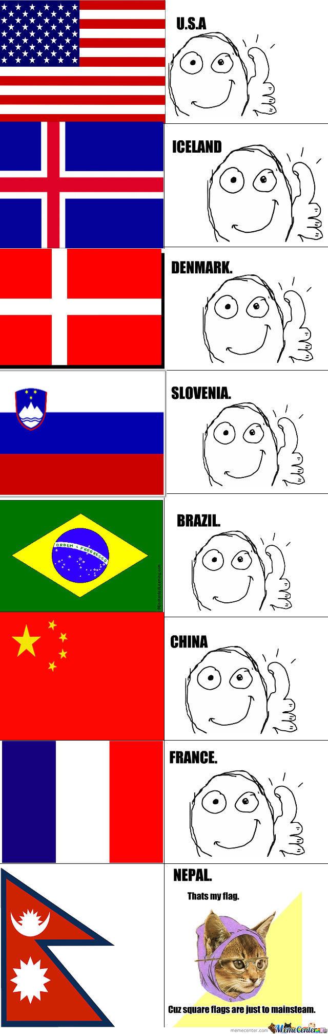 Flag Memes
