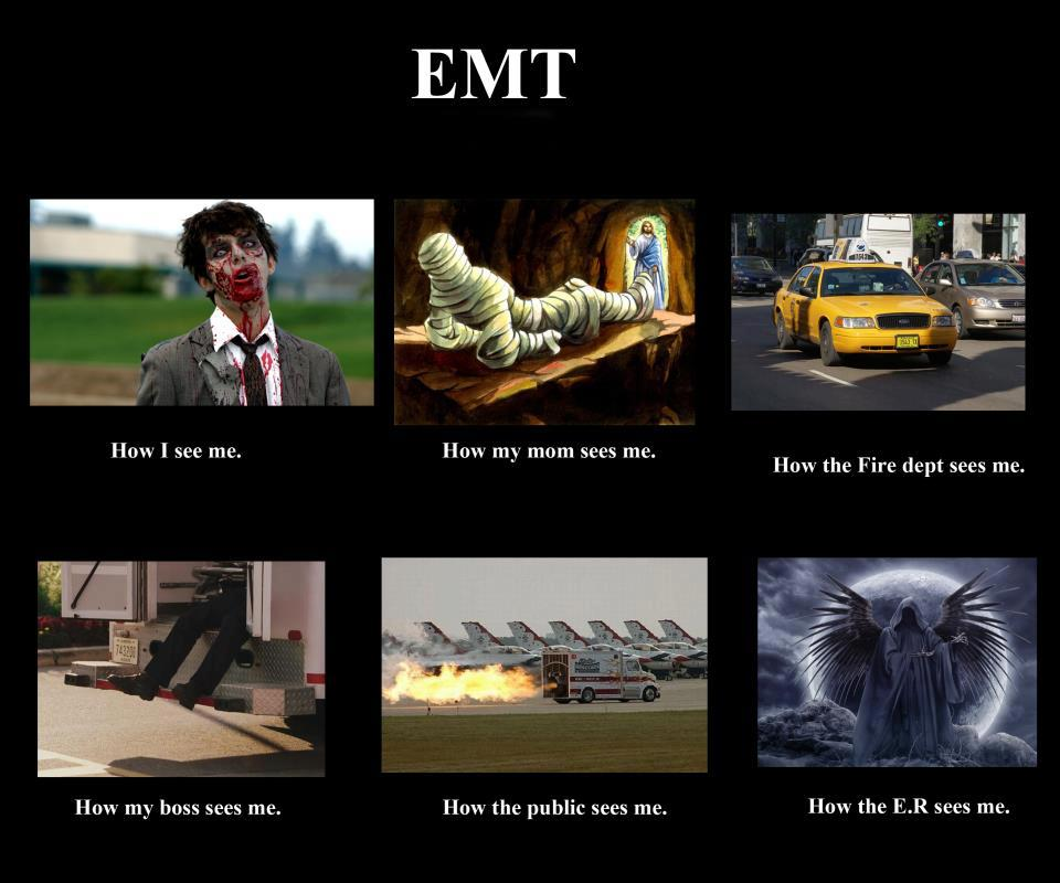 Funny Paramedic Memes