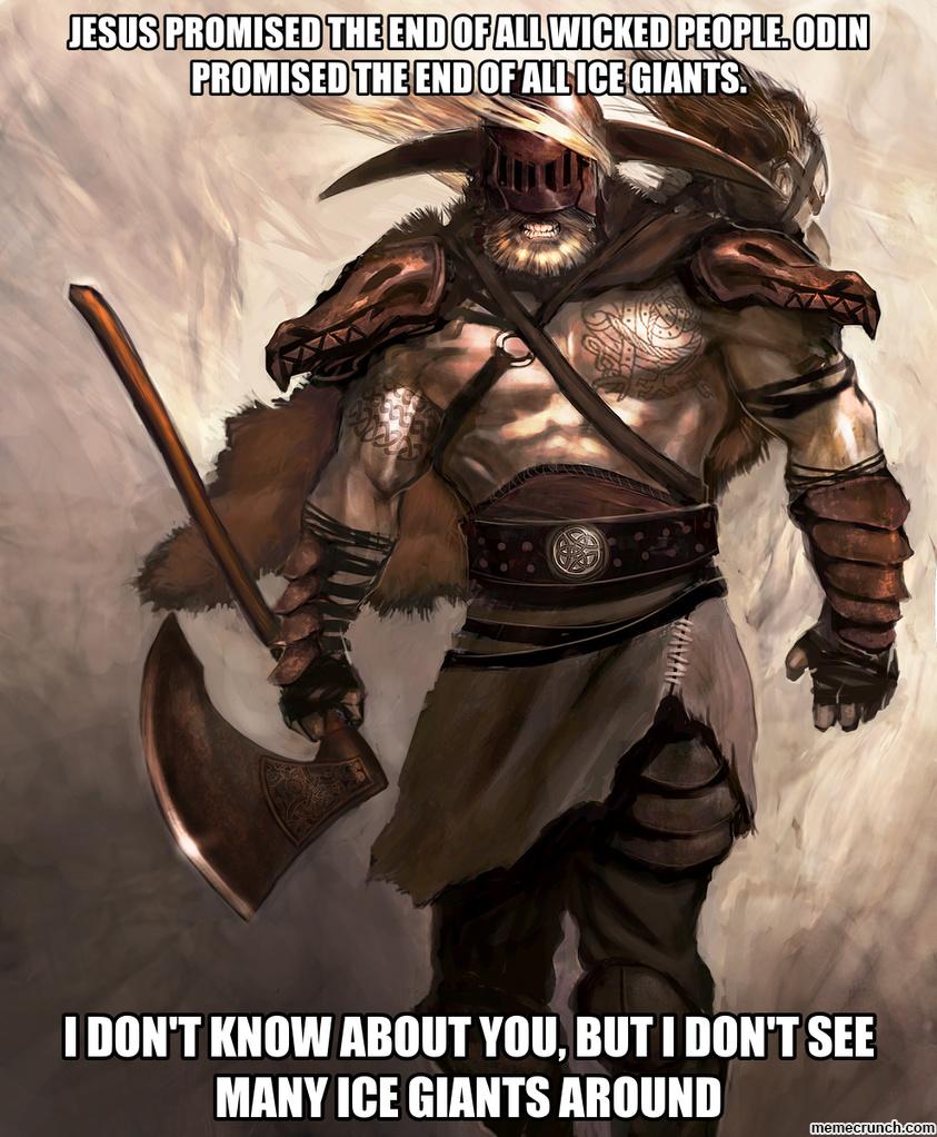 Odin Memes