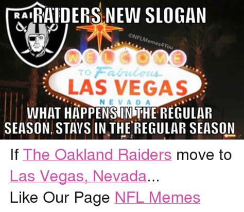 Las Vegas Raiders Memes