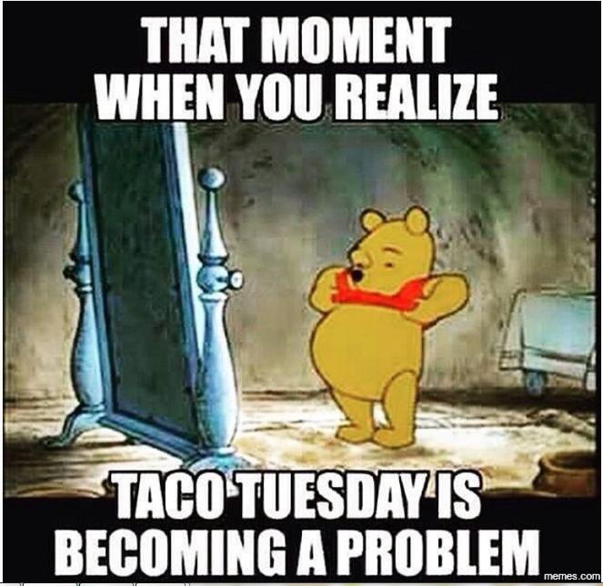 Taco Tuesday Memes
