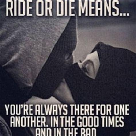 Ride or die Memes