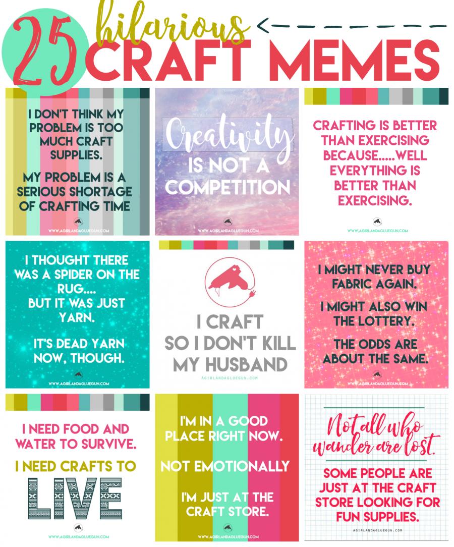 Craft Memes