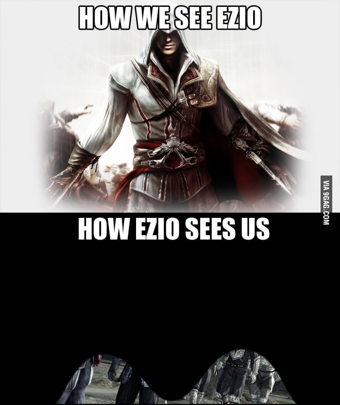 Funny Assassins Creed Memes