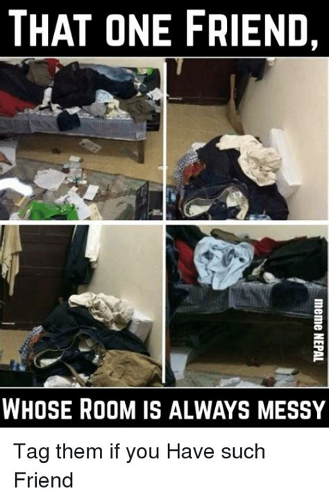 Messy Bed Memes