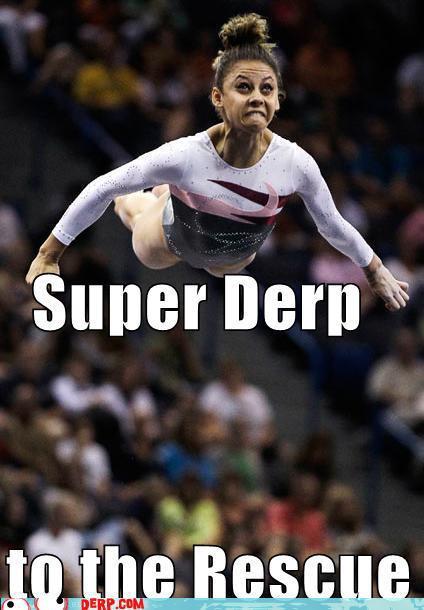 Gymnastics Memes