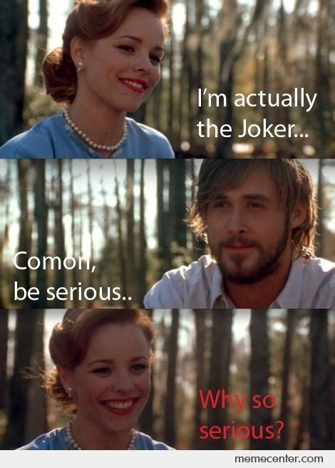 The Notebook Memes