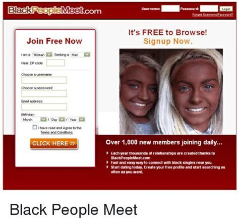 Black Peoole Meet