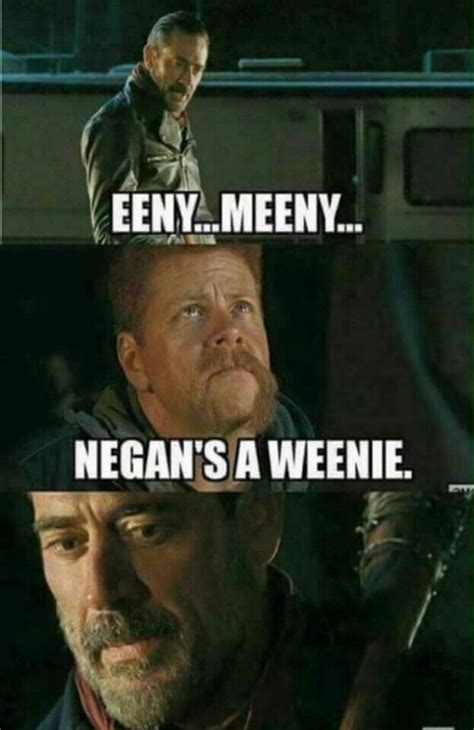 Walking Dead Negan Memes