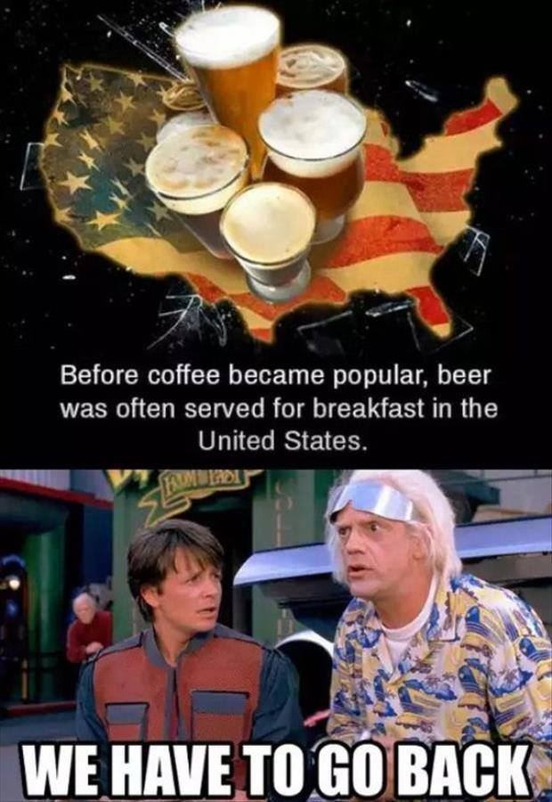 Funny Back To The Future Memes