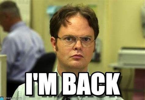I m back Memes