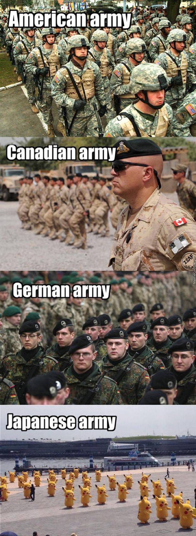British Army Memes