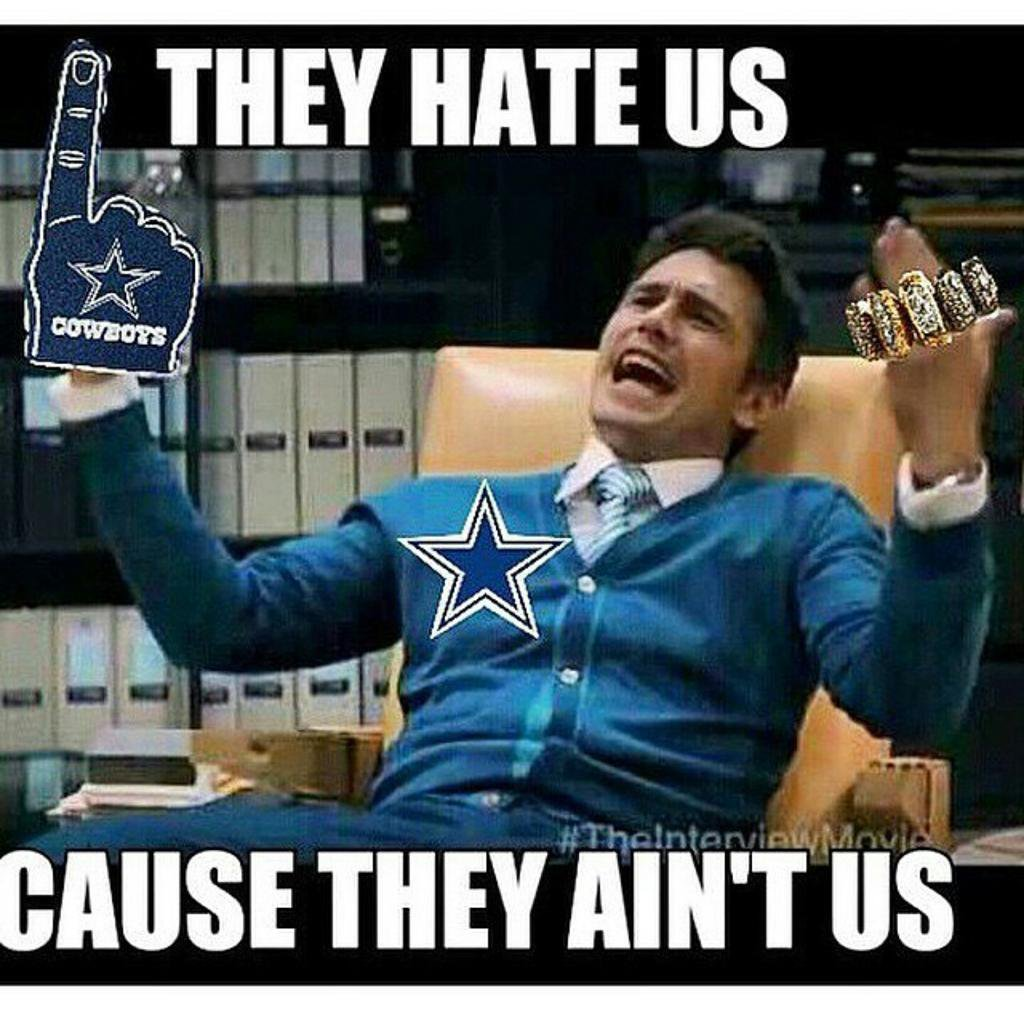 Dallas haters pictures cowboys