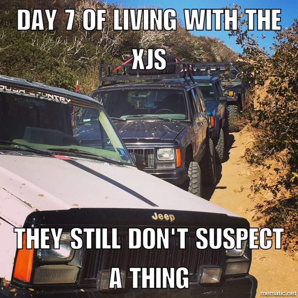 Jeep Cherokee Memes