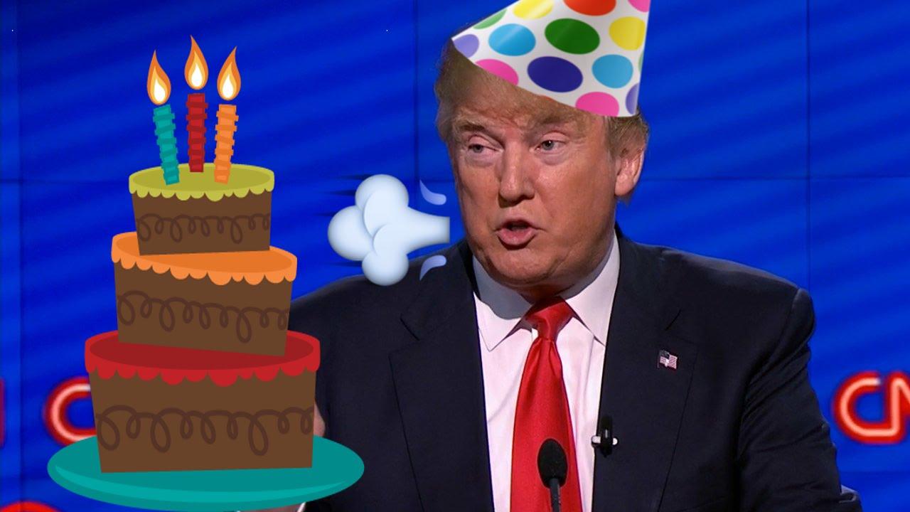 Donald Trump Birthday Memes