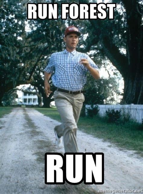 Run forrest run Memes