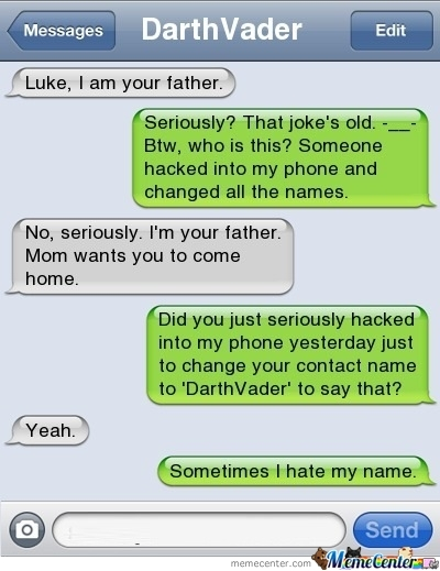 Iphone Text Memes
