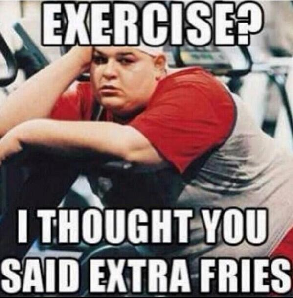 Funny Gym Motivation Memes