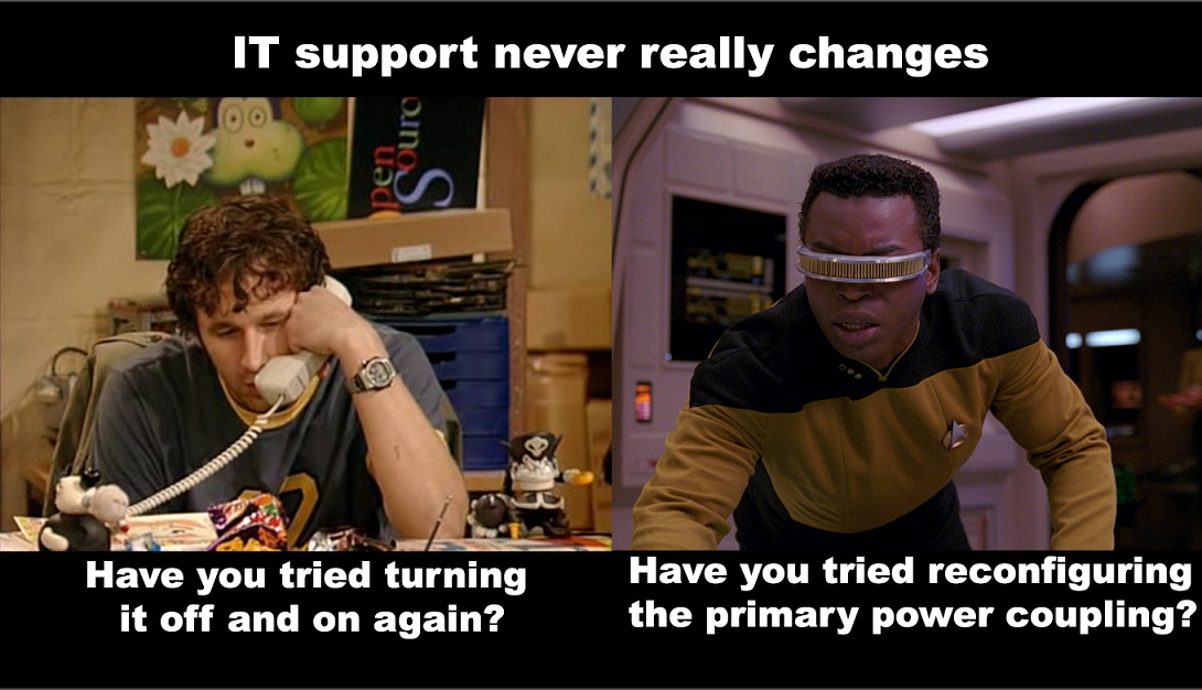 It Support Memes
