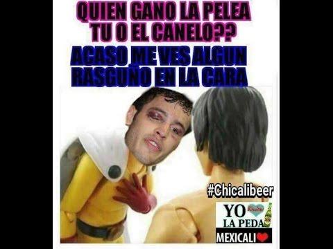 Mejor Que La Pelea Memes De Canelo Vs Chavez Youtube