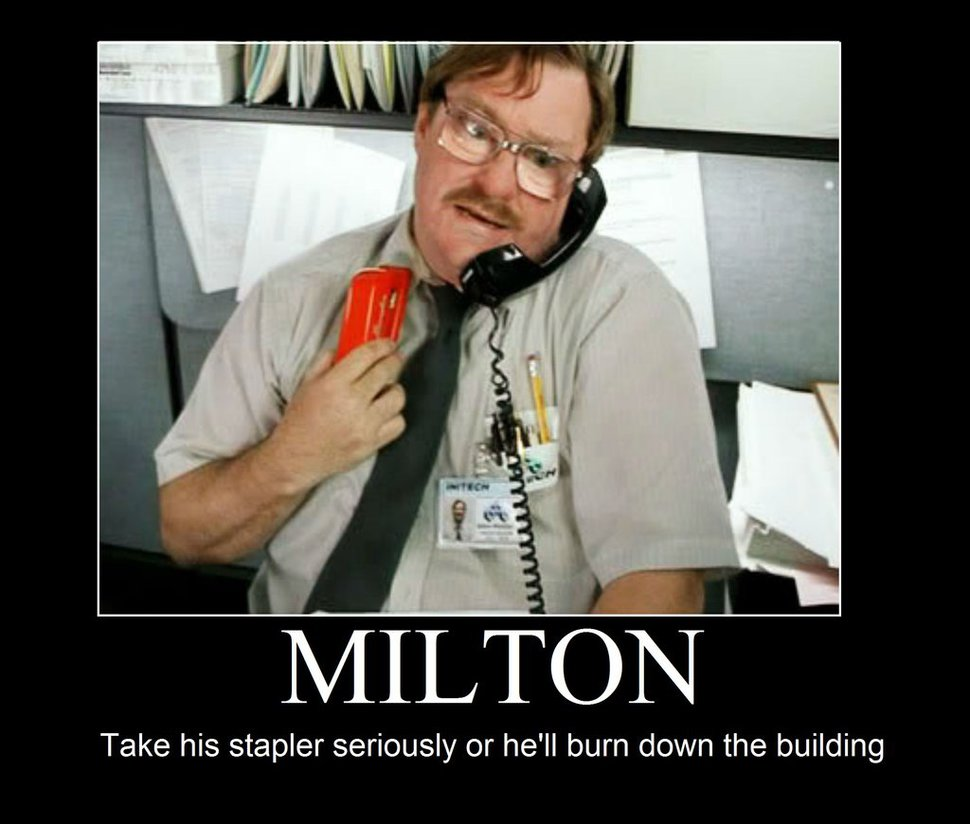 Funny office space Memes