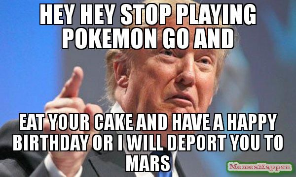 Best 25 Trump Birthday Meme Ideas On Pinterest Humor