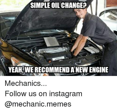Mechanics Memes