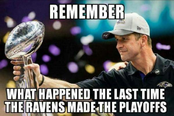 Baltimore Ravens Memes