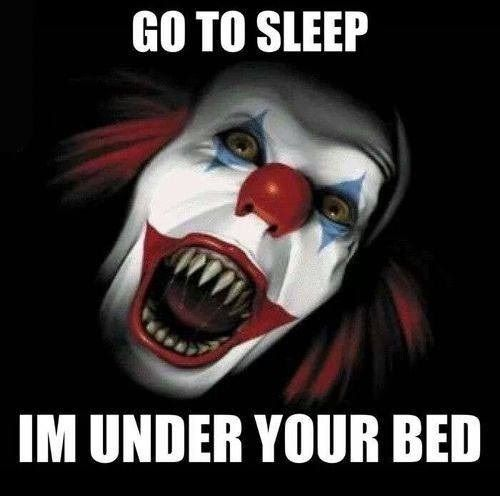 Scary Clown Memes
