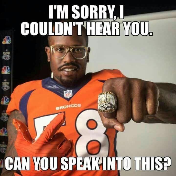 Broncos Defense Memes