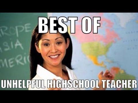 High School Teacher Memes