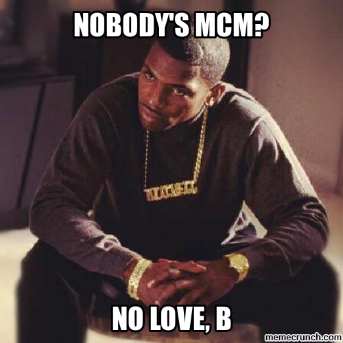 Mcm Memes
