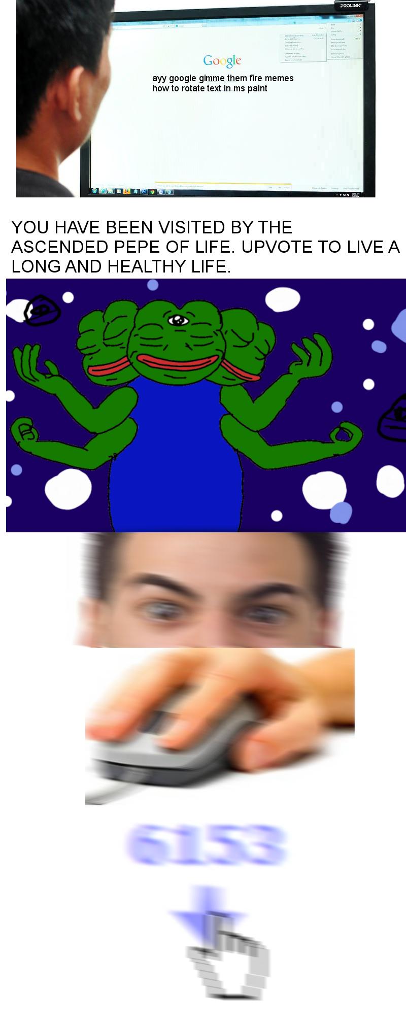 Motion blur memes