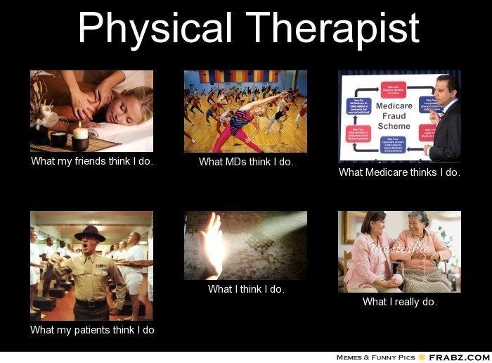 Funny Physical Therapy Memes