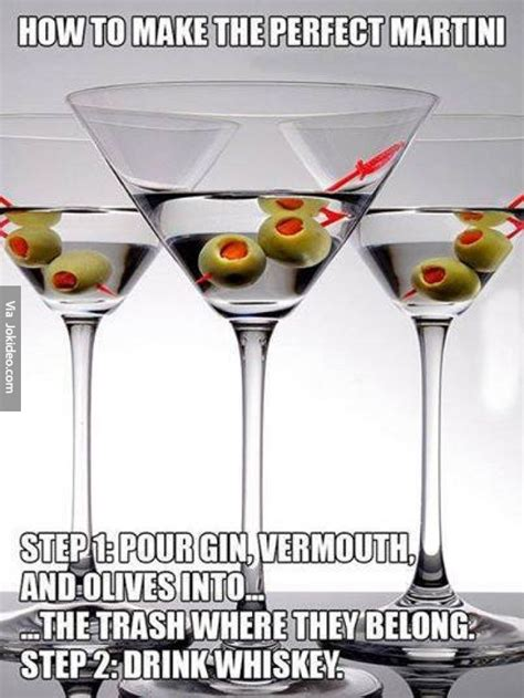 Birthday Martini Memes