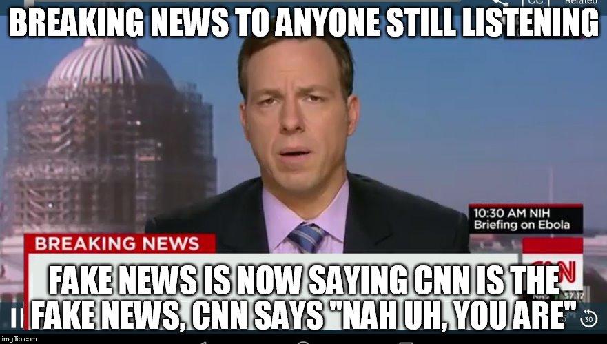 Cnn fake news Memes