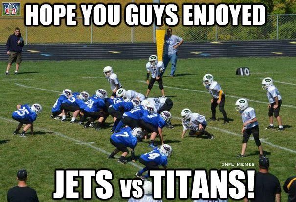 Image result for jets titans joke  pics