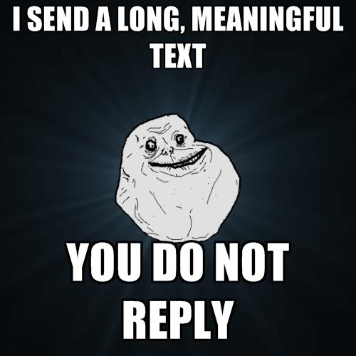 Text response Memes