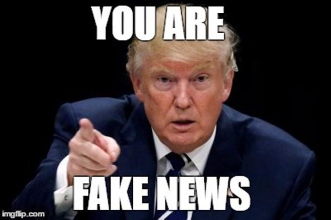 Fake news Memes