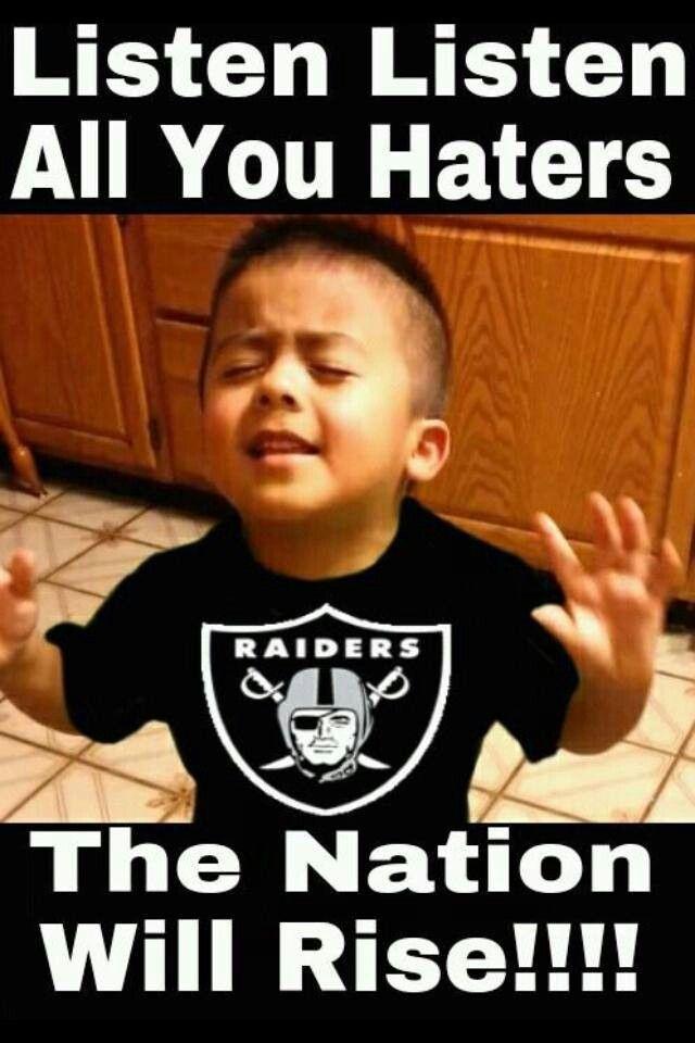 Funny Oakland Raiders Memes