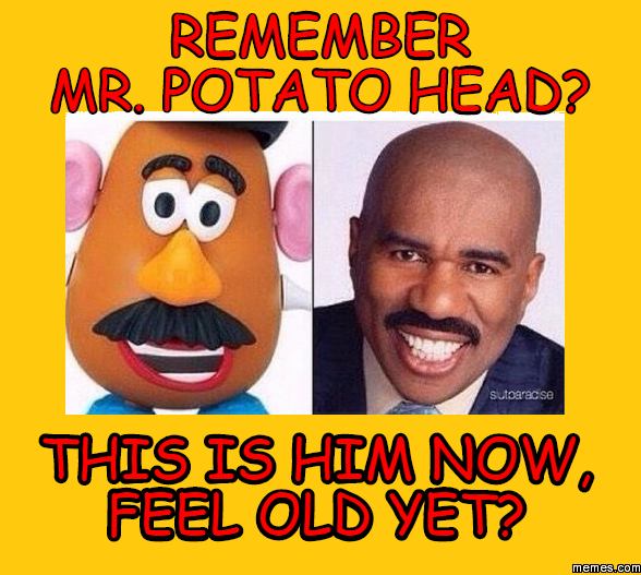 Mr Potato Head Memes