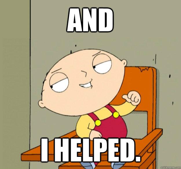 Stewie Griffin Memes