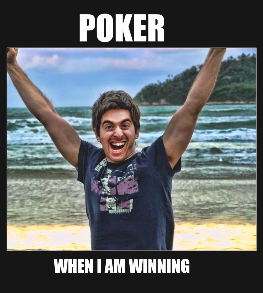 Poker Funny