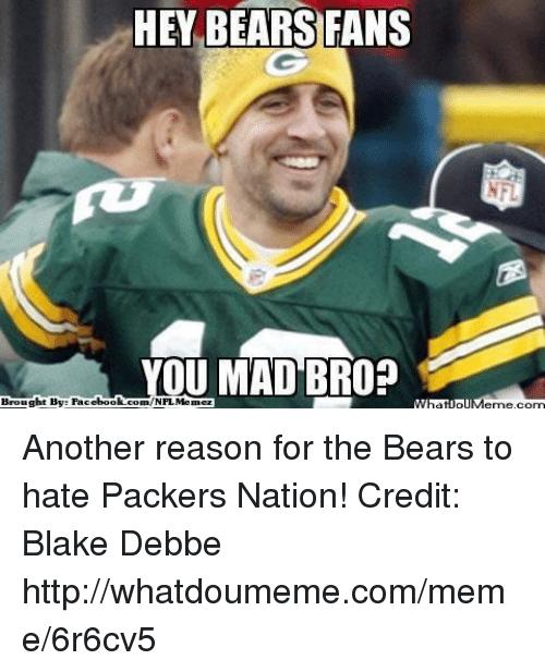 Hate Packers Memes