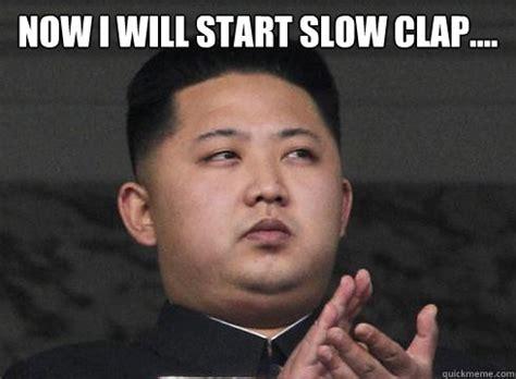 Slow Clap Memes Starts the slow clap no body follows i know that feel bro mamecentere memecenter.co. slow clap memes