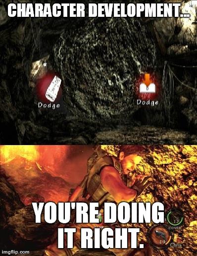 Resident Evil 4 Memes
