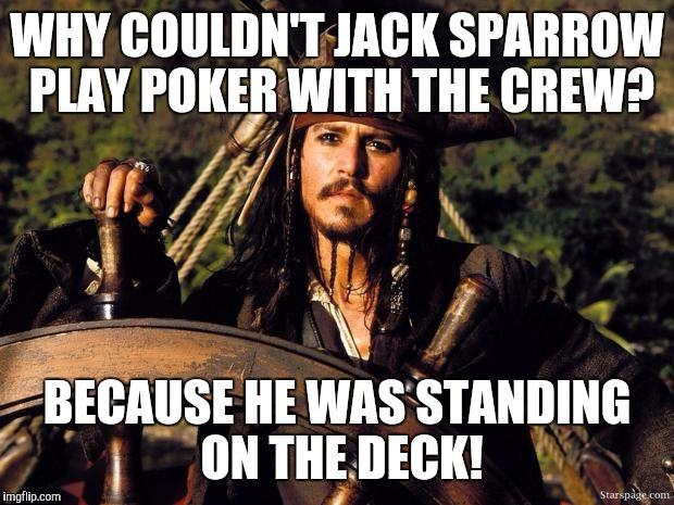 Captain Jack Sparrow Crazy Meme Labzada T Shirt