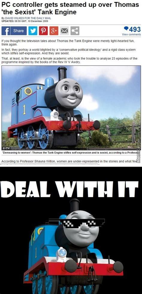 Thomas Tank Engine Memes
