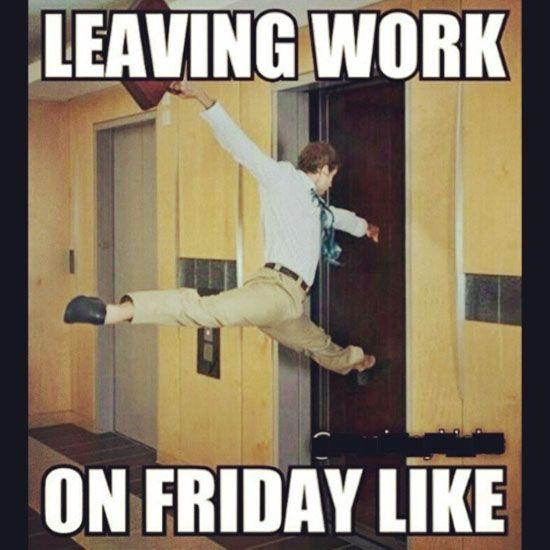 Funny Its Friday Memes