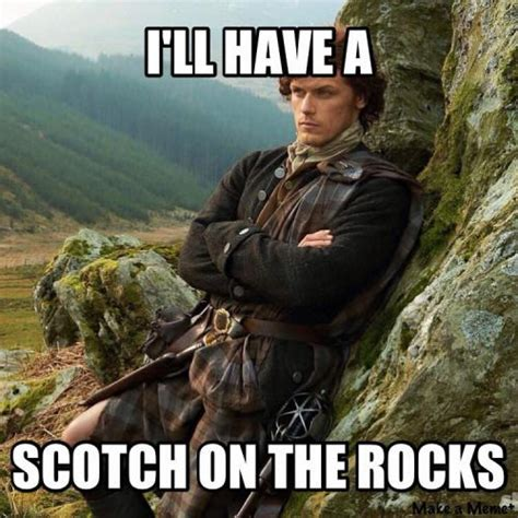 Outlander Birthday Memes